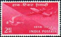 [The 100th Anniversary of Indian Stamps, Typ CK]