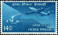 [The 100th Anniversary of Indian Stamps, Typ CK1]