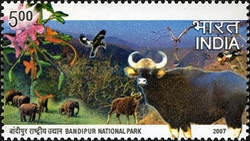 [National Parks of India, Typ CMG]