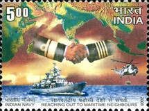 [Indian Navy - Reaching out to Maritime Neighbours, Typ CQL]