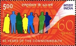 [The 60th Anniversary of the Commonwealth, Typ CUH]