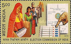 [Election Commission of India, Typ CVI]
