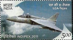 [International Stamp Exhibition INDIPEX 2011, New Delhi - Personalized Stamps, Airplanes, Typ CZE]