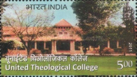 [The 100th Anniversary (2010) of the United Theological College, Bangalore, Typ CZY]