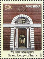 [The 50th Anniversary of The Grand Lodge of India, Typ DAT]