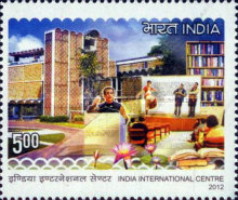 [The 50th Anniversary of the India International Centre, Typ DBJ]