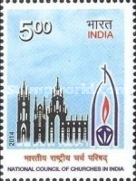 [The 100th Anniversary of the National Council of Churches In India, type DIA]
