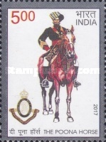 [The 200th Anniversary of the Poona Horse Regiment, Typ DQF]