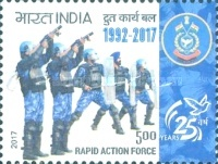 [The 25th Anniversary of the Rapid Reaction Force, Typ DTY]