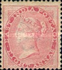 [Queen Victoria, 1819-1901 - Yellowish to White Paper, Watermarked, Typ E18]