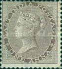 [Queen Victoria, 1819-1901 - Yellowish to White Paper, type E3]