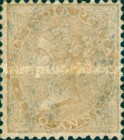 [Queen Victoria, 1819-1901 - Yellowish to White Paper, type E4]