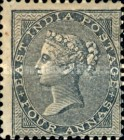[Queen Victoria, 1819-1901 - Yellowish to White Paper, type E6]