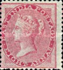 [Queen Victoria, 1819-1901 - Yellowish to White Paper, type E7]