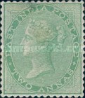 [Queen Victoria, 1819-1901 - Yellowish to White Paper. Not Issued, type E8]