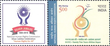 [The 25th Anniversary of the National Human Rights Commission - Personalized Vignette, Typ EES]