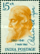 [The 100th Anniversary of the Birth of Rabindranath Tagore, type ER]