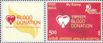 [Blood Donation, Apollo Hospital - Personalized Vignette, Typ EVE]
