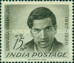 [The 75th Anniversary of the Birth of Srinivasa Ramanujan (Mathematician), Typ FP]