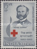 [The 100th Anniversary of Red Cross, type FS]