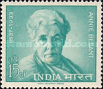 [Annie Besant Commemoration, type FW]