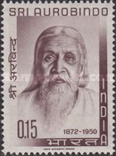 [The 92nd Anniversary of the Birth of Sri Aurobindo (Religious Teacher), Typ GO]