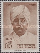 [The 100th Anniversary of the Birth of Lala Lajpat Rai, Social Reformer, Typ GV]