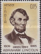 [The 100th Anniversary of the Death of Lincoln, Typ GY]