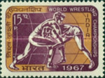 [World Wrestling Championships, New Delhi, Typ JA]