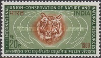 [International Union for the Conservation of Nature and Natural Resources Conference, New Delhi, type KY]