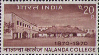 [The 100th Anniversary of Nalanda College, type LE]