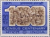 [The 100th Anniversary of the Decennial Census, Typ MF]