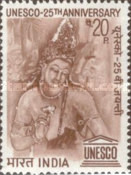 [The 25th Anniversary of UNESCO, type MN]