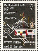 [The 50th Anniversary of International Railways Union, Typ MU]