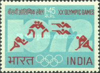 [Olympic Games, Munich, type MW]