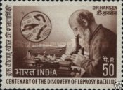 [The 100th Anniversary of the Discovery of Leprosy Bacillus by Dr. G. A. Hansen, Typ OB]