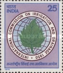 [The 25th Anniversary of International Commission on Irrigation and Drainage, Typ QT]