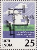 [The 100th Anniversary of Indian Meteorological Department, Typ RP]