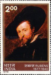 [The 400th Anniversary of the Birth of Peter Paul Rubens, Typ VI]