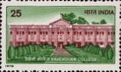 [The 100th Anniversary of the Ravenshaw College, Cuttack, Typ WD]