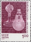 [The 100th Anniversary of the Electric Lightbulb, type WX]
