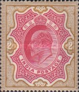 [King Edward VII, 1841-1910, Typ XAR]