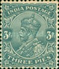 [King George V, 1865-1936 - Stamps of 1911-1926 with New Watermark, Typ XAV2]
