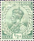 [King George V, 1865-1936 - Inscription