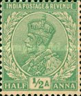 [King George V, 1865-1936 - Stamps of 1911-1926 with New Watermark, type XAW1]