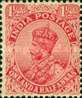 [King George V, 1865-1936 - New Watermark, type XAY2]