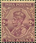 [King George V, 1865-1936 - Stamps of 1911-1926 with New Watermark, Typ XAZ1]