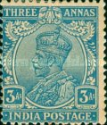 [King George V, 1865-1936 - Stamps of 1911-1926 with New Watermark, type XBB2]