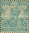 [King George V, 1865-1936 - Stamps of 1911-1926 with New Watermark, Typ XBB3]
