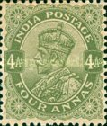 [King George V, 1865-1936 - Stamps of 1911-1926 with New Watermark, type XBC1]